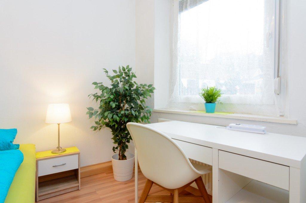 Produktivität zeigen beim Immobilie fotografieren